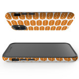 For Apple iPhone 12 Pro Max/12 Pro/12 mini Case, Tough Protective Back Cover, hot dog pattern | iCoverLover Australia