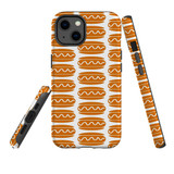 For Apple iPhone 13 Case, Protective Back Cover, Hot Dogs | Shielding Cases | iCoverLover.com.au