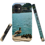For Apple iPhone 12 mini Case, Tough Protective Back Cover, ducklings | iCoverLover Australia