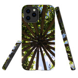 For Apple iPhone 12 mini Case, Tough Protective Back Cover, Garden Ceiling | iCoverLover Australia