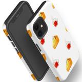 For Apple iPhone 12 Pro Max/12 Pro/12 mini Case, Tough Protective Back Cover, tea anpie | iCoverLover Australia