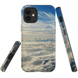 For Apple iPhone 12 mini Case, Tough Protective Back Cover, sky clouds | iCoverLover Australia