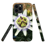 For Apple iPhone 12 Pro Max Case, Tough Protective Back Cover, Blossoming Flower | iCoverLover Australia