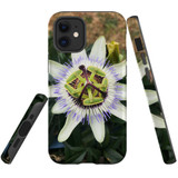 For Apple iPhone 12 mini Case, Tough Protective Back Cover, Blossoming Flower | iCoverLover Australia
