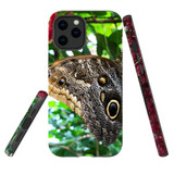 For Apple iPhone 12 Pro Max Case, Tough Protective Back Cover, Butterflies Eyes | iCoverLover Australia