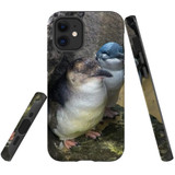 For Apple iPhone 12 Pro Max/12 Pro/12 mini Case, Tough Protective Back Cover, st kilda penguins 1 | iCoverLover Australia