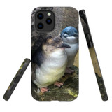 For Apple iPhone 12 mini Case, Tough Protective Back Cover, st kilda penguins 1 | iCoverLover Australia