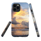 For Apple iPhone 12 Pro Max Case, Tough Protective Back Cover, sunset thailand | iCoverLover Australia