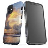 For Apple iPhone 12 Pro Max/12 Pro/12 mini Case, Tough Protective Back Cover, sunset thailand | iCoverLover Australia