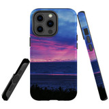 For Apple iPhone 13 Pro Max Case, Protective Back Cover, Sunset At Henley Beach   Shielding Cases   iCoverLover.com.au