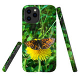For Apple iPhone 12 Pro Max/12 Pro/12 mini Case, Tough Protective Back Cover, butterfly showing off | iCoverLover Australia