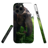 For Apple iPhone 12 Pro Max Case, Tough Protective Back Cover, thai elephant | iCoverLover Australia