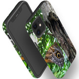 For Apple iPhone 12 Pro Max/12 Pro/12 mini Case, Tough Protective Back Cover, Butterfly On a Tree | iCoverLover Australia