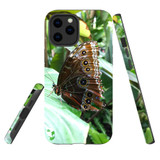 For Apple iPhone 12 Pro Max Case, Tough Protective Back Cover, Butterfly Leaf   iCoverLover Australia