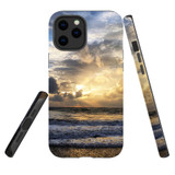 For Apple iPhone 12 Pro Max Case, Tough Protective Back Cover, sunset thailan2 | iCoverLover Australia
