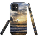 For Apple iPhone 12 mini Case, Tough Protective Back Cover, sunset thailan2 | iCoverLover Australia