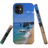For Apple iPhone 12 Pro Max/12 Pro/12 mini Case, Tough Protective Back Cover, 12apostles 1 | iCoverLover Australia