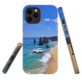 For Apple iPhone 12 Pro Max Case, Tough Protective Back Cover, 12apostles 1 | iCoverLover Australia