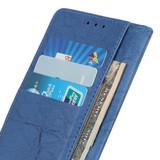 iPhone 12 Pro Max/12 Pro/12 mini Case, Retro Style PU Leather Wallet Cover, Copper Studs, Stand   iCoverLover Australia