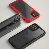 iPhone 12 Pro Max/12 Pro/12 mini Case, Clear Shockproof PC + TPU Protective Cover   iCoverLover Australia