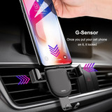 Auto Gravity Car Mount Rotation Air Vent Phone Holder