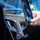 Auto Gravity Car Mount Rotation Air Vent Phone Holder Mini Edition