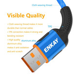 8 Pin Data Transfer 2.4A 1m Charging Cable
