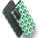 Samsung Galaxy S21 Ultra/S21+ Plus/S21  Case, Tough Protective Back Cover, Green Trees | iCoverLover.com.au | Phone Cases