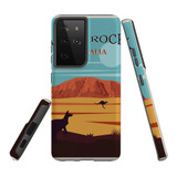 Samsung Galaxy S21 Ultra Case, Tough Protective Back Cover, Ayers Rock | iCoverLover.com.au | Phone Cases