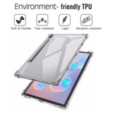 Samsung Galaxy Tab S7 Plus (12.4 Inch) / Tab S7 (11 Inch) / Tab A7 (10.4 Inch) Clear Case TPU Light Protective Cover