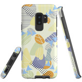 For Samsung Galaxy S9+ Plus Case Tough Protective Cover Abstract Way
