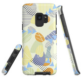 For Samsung Galaxy S9 Case Tough Protective Cover Abstract Way