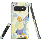 For Samsung Galaxy S10 Case Tough Protective Cover Abstract Way