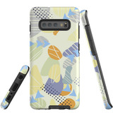 For Samsung Galaxy S10+ Plus Case Tough Protective Cover Abstract Way