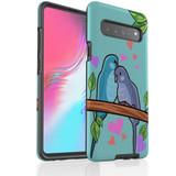 Protective Samsung Galaxy S Series Case, Tough Back Cover, Birds In Love | iCoverLover Australia