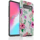 Protective Samsung Galaxy S Series Case, Tough Back Cover, Floral Garden   iCoverLover Australia