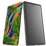 Protective Samsung Galaxy Note Series Case, Tough Back Cover, Leaves   iCoverLover Australia