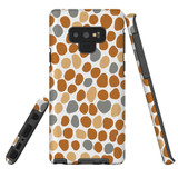 For Samsung Galaxy Note 9 Case Tough Protective Cover Abstract Spots