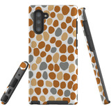 For Samsung Galaxy Note 10 Case Tough Protective Cover Abstract Spots