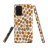 For Samsung Galaxy Note 20 Case Tough Protective Cover Abstract Spots
