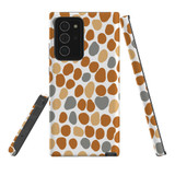 For Samsung Galaxy Note 20 Ultra Case Tough Protective Cover Abstract Spots