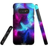 For Samsung Galaxy S10e Case, Tough Protective Back Cover, Abstract Galaxy | Protective Cases | iCoverLover.com.au