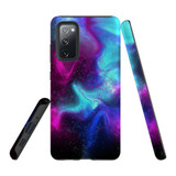 For Samsung Galaxy S20 FE Fan Edition Case, Tough Protective Back Cover, Abstract Galaxy | Protective Cases | iCoverLover.com.au
