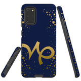 For Samsung Galaxy S20+ Plus Case, Tough Protective Back Cover, Capricorn Sign   Protective Cases   iCoverLover.com.au