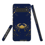 For Samsung Galaxy S21 Ultra/S21+ Plus/S21,S20 Ultra/S20+/S20,S10 5G, S10+/S10/S10e, S9+/S9 Case, Tough Protective Back Cover, Cancer Drawing   Protective Cases   iCoverLover.com.au