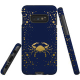For Samsung Galaxy S10e Case, Tough Protective Back Cover, Cancer Drawing   Protective Cases   iCoverLover.com.au