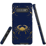 For Samsung Galaxy S10+ Plus Case, Tough Protective Back Cover, Cancer Drawing   Protective Cases   iCoverLover.com.au