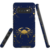 For Samsung Galaxy S10 Case, Tough Protective Back Cover, Cancer Drawing   Protective Cases   iCoverLover.com.au