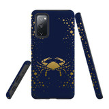For Samsung Galaxy S20 FE Fan Edition Case, Tough Protective Back Cover, Cancer Drawing   Protective Cases   iCoverLover.com.au