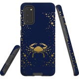 For Samsung Galaxy S20 Case, Tough Protective Back Cover, Cancer Drawing   Protective Cases   iCoverLover.com.au
